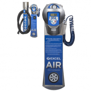 Tire inflator EXCEL