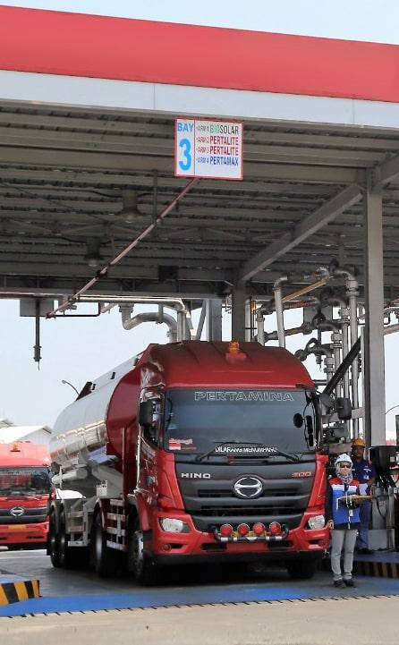 Fuel Terminal