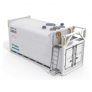 Modular Containerized Tank FES