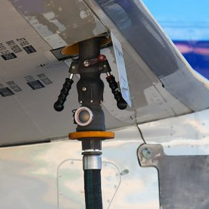 Ground fueling Cla-Val